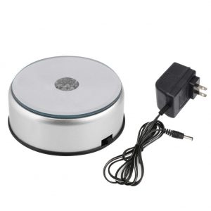 AC-LED Adapter – 110v or Battery Powered