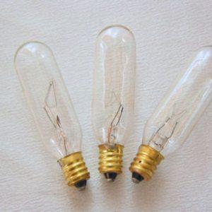 AC-15 Watt Light Bulbs(3 Pack)