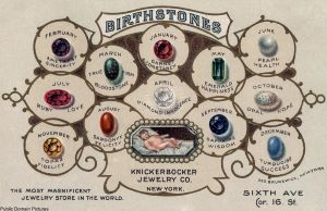 Birthstones and How they Originated