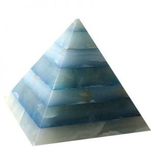 CT-Energy Pyramid Lamp – Blue