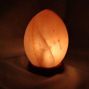 CS-Egg Shaped Salt Lamp