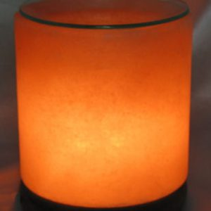 CS-Diffuser Salt Lamp w/Glass Plate
