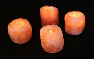 GP2-4 Natural Salt Candles