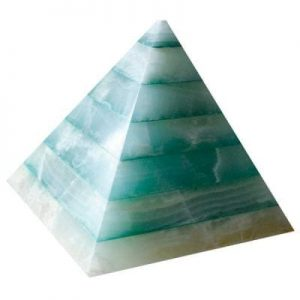 CT-Energy Pyramid Lamp-Green