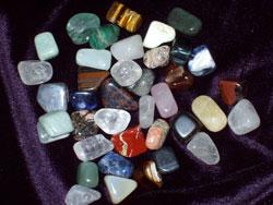 MT-Agate Tumble Polished Stones