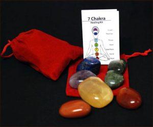 MT-7 Chakra Healing Kit