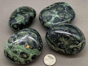 MT-Soothing Stone-Gallet Jasper Kambaba/Crocodile 40mm