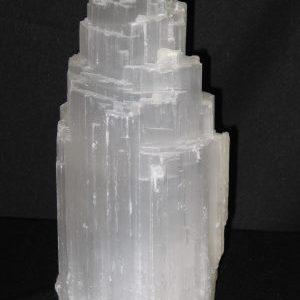 SL-Selenite Lamp w/Natural Base (MED)