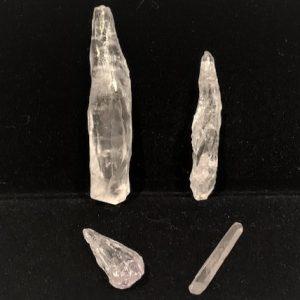 MT-Quartz Satyaloka Crystals