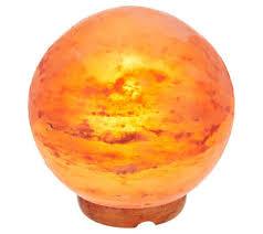 CS-Globe Salt Lamp