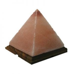 CS-Pyramid Salt Lamp
